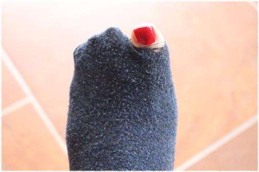 Strumpfhose zu Leggings – undiversell
