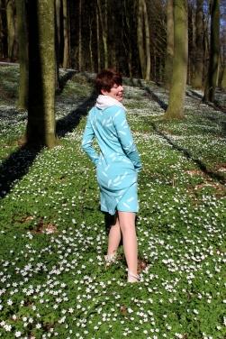 Jerseykleid_selbstgenäht_im_Poelchoer_Wald