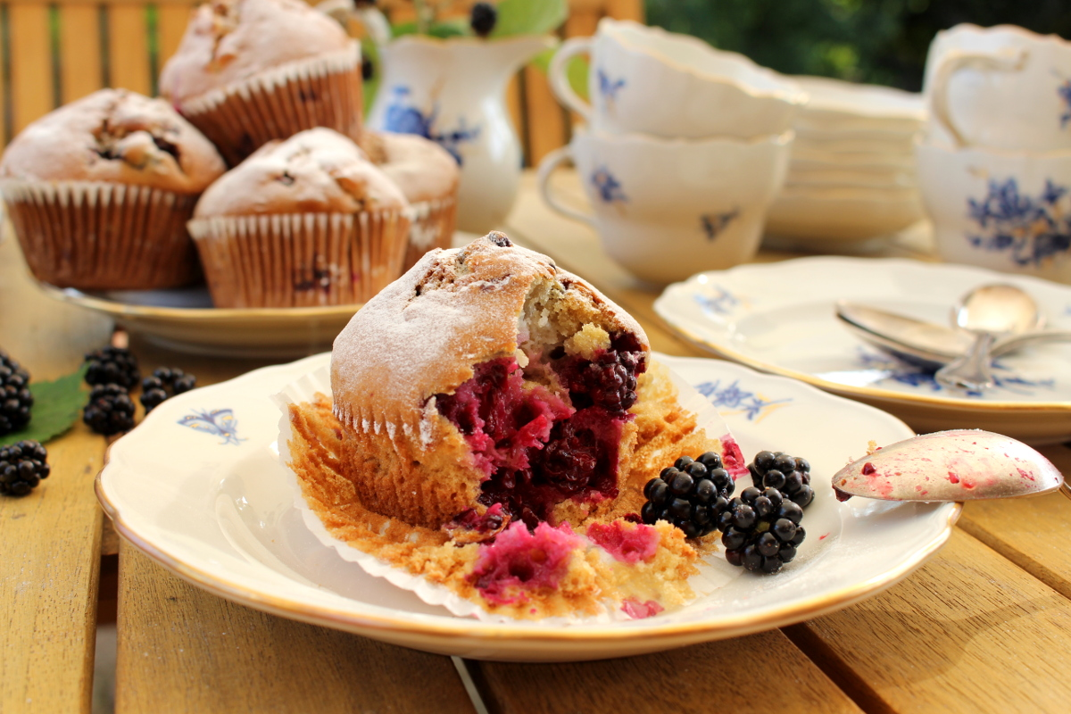 Apfel-Brombeer-Muffin21