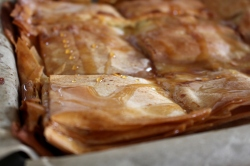 Galaktoboureko-griechischer-Griesspudding-Kuchen08