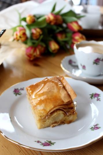 Galaktoboureko-griechischer-Griesspudding-Kuchen10