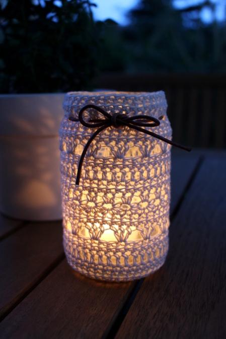 Teelichter-gehäkelt-Schraubglas-Upcycling11