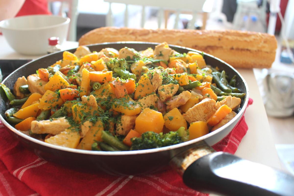 Chicken-Tandoori-Gemüse-Pfanne09