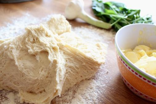 Bärlauch-Knoblauch-Brot02