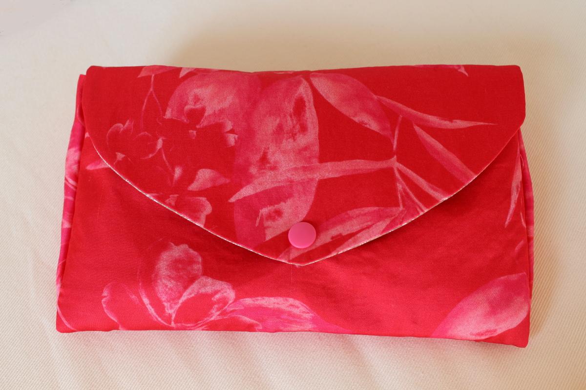 Pink-Blau-Abendgarderobe-Clutch-selbstgenäht08