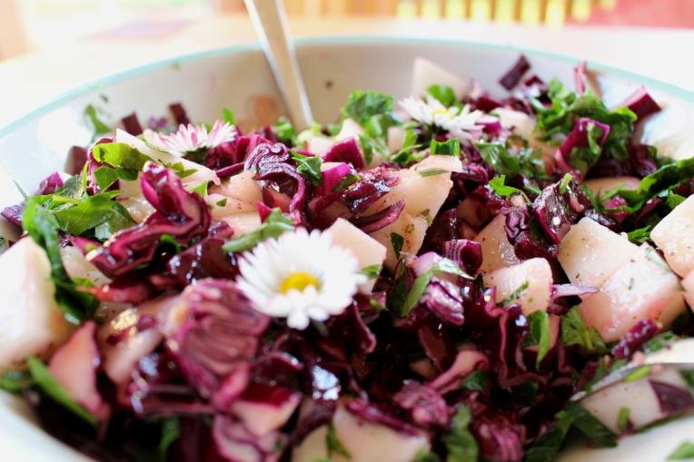 Rotkohl-Melone-Salat_mit_Ingwer-Zitronendressing04