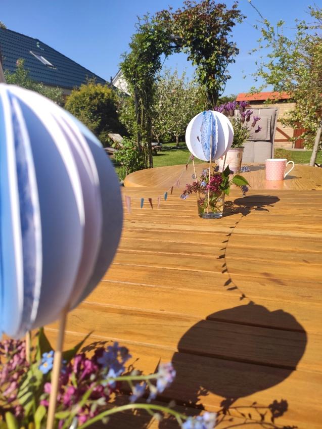 Heißballon-Blumendeko05