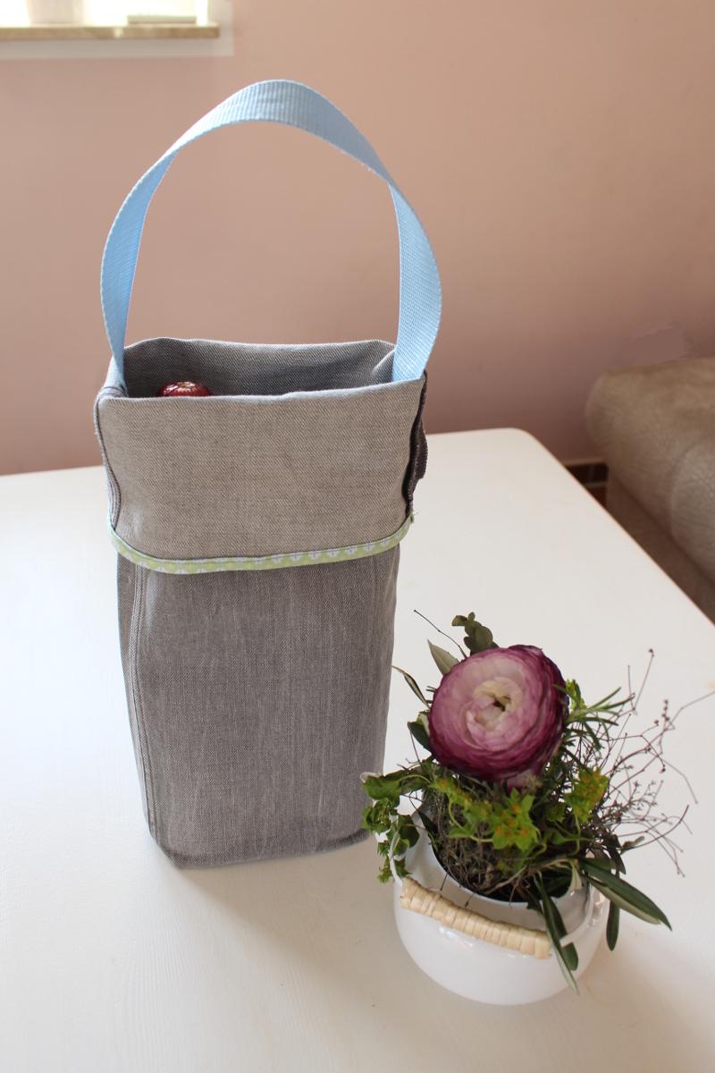 Hosenbein-Upcycling-Jeans-Utensilo-Flaschentasche19